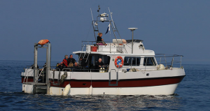St Abbs Boat