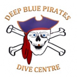 Deep Blue Pirates Logo